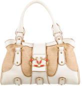 Valentino Catch Embellished Bag