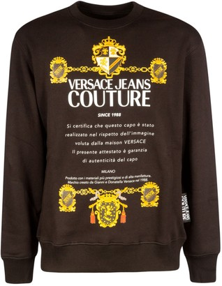 Versace Jeans Couture Couture Printed Sweatshirt