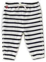 Ralph Lauren Baby Girls 3-24 Months Nautical-Striped Terry Jogger Pants