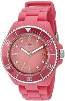 Seapro Women's SP7416 Bubble Analog Display Swiss Quartz Pink Watch