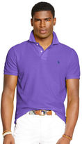 Polo Ralph Lauren Custom Slim Cotton Mesh Polo