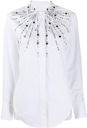 Paco Rabanne Embellished Shirt