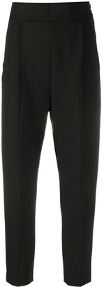 Liu Jo Pleated Tapered Trousers