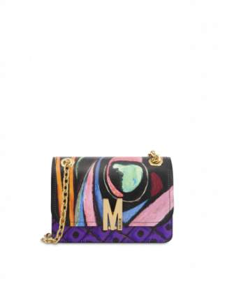 Moschino M Shoulder Bag Woman Multicoloured Size U It - (one Size Us)