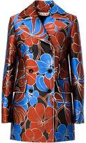 Marni blossom coat