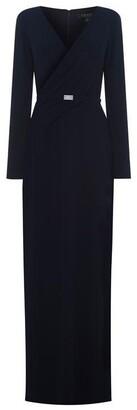 Lauren Ralph Lauren Occasion Long Sleeve Lilyanna Dress