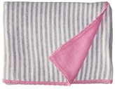 Kate Spade New York Kids - Floral Intarsia Blanket Gift Set Blankets