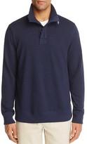 Surfside Supply Mock Neck Half-Zip Sweater