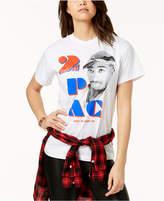 Bravado Juniors' Tupac Graphic T-Shirt