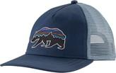 Patagonia Fitz Roy Bear Layback Trucker Hat - Women's