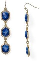 Aqua Bliss Drop Earrings
