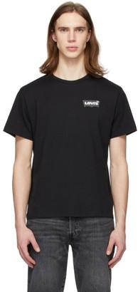 Levi's Levis Black Wordmark T-Shirt