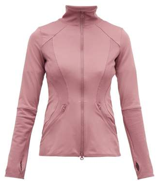 adidas by Stella McCartney Panelled Technical Performance Jacket - Womens - Pink