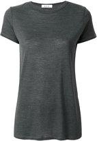 Allude T-shirt - women - Silk/Wool - S