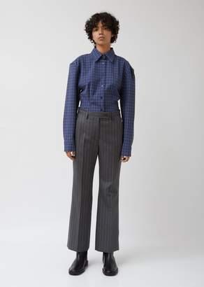 Acne Studios Patsyne Stripe Trousers