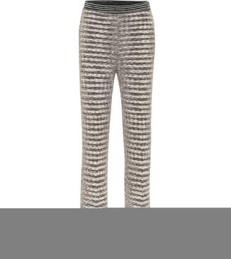 Missoni Wool-blend cropped pants