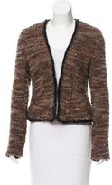 L'Agence Bouclé Wool Jacket
