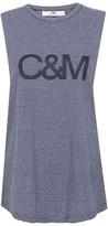 Camilla And Marc C & M Lush Logo Tank
