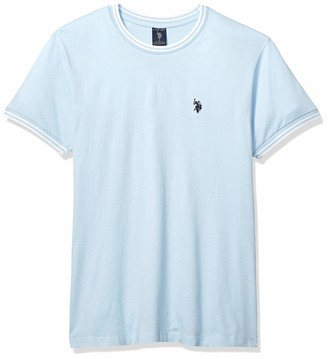 U.S. Polo Assn. Men's Classic Fit Short Sleeve Ringer T-Shirt