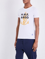 Vivienne Westwood Intellectual cotton-jersey T-shirt