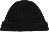 Marni Wool ribbed-knit beanie hat
