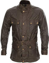 Belstaff Roadmaster Jacket Olive Green 71050045