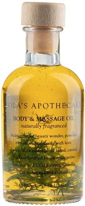 Lola's Apothecary Breath Of Clarity Uplifting Body & Massage Oil