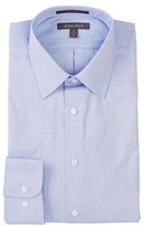 Nordstrom Rack Trim Fit Pinpoint Non-Iron Dress Shirt