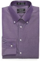 Nordstrom Men's Smartcare(TM) Traditional Fit Pinpoint Dress Shirt