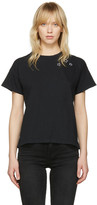 Rag & Bone Black Boxy Star T-shirt