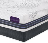 Serta iComfort® F300 SmartSupport Medium Plush Low Profile Mattress Set