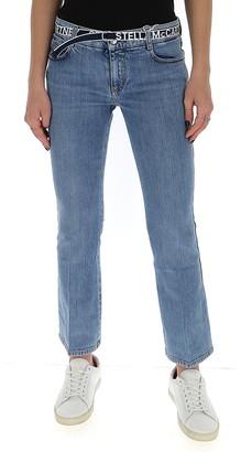 Stella McCartney Low-Rise Flared Jeans