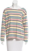 MiH Jeans Striped Long Sleeve Top w/ Tags