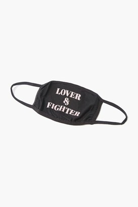 Forever 21 Stand Up To Cancer Lover Fighter Face Mask