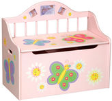 Butterfly Toy Box