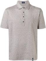 Drumohr classic polo shirt - men - Cotton - XXL
