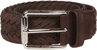 Tod's Tods Woven Belt