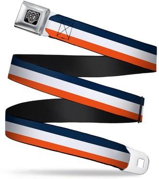 Buckle Down Buckle-Down Unisex-Adult's Seatbelt Belt Stripes XL