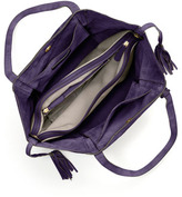 MICHAEL Michael Kors Large Ashbury Suede Grab Bag