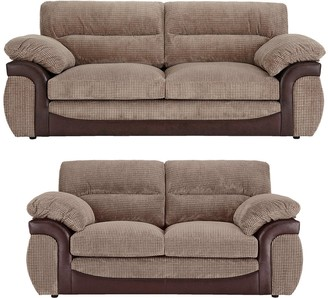 Lyla 3-Seater+ 2-Seater Sofa Set (Buy and SAVE!)