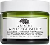 Origins A Perfect World Moisturizer with WhiteTea, 1.7-fl oz