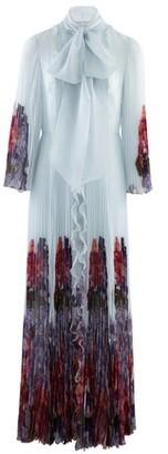 Valentino Long dress with ruffles