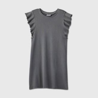 Universal Thread Women's Flutter Short Sleeve T-Shirt Dress - Universal ThreadTM