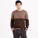 J.Crew Industry of All NationsTM colorblock alpaca sweater