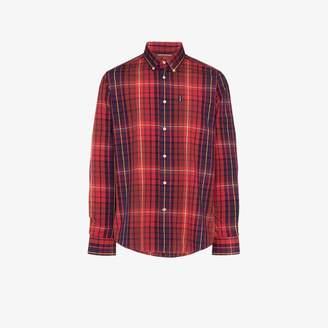 Barbour Highland check cotton shirt