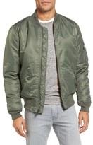 Schott NYC Men's Ma-1 Flight Jacket