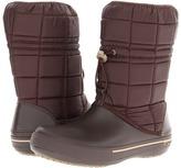 Crocs Crocband II.5 Winter Boot (Espresso/Khaki) - Footwear