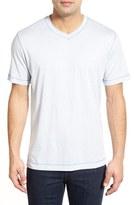 Robert Graham 'Nomads' V-Neck T-Shirt