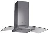 Neff D89GR22N0B Chimney Cooker Hood, Stainless Steel