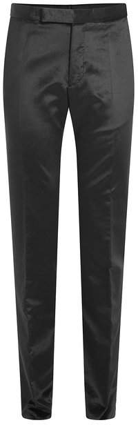 Maison Margiela Silk-Cotton Satin Pants